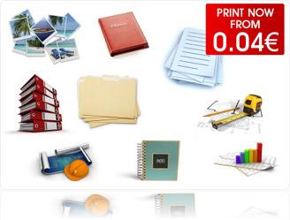 Stampa i documenti online a 4 centesimi!