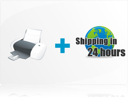 Stampe online spedite in 24h